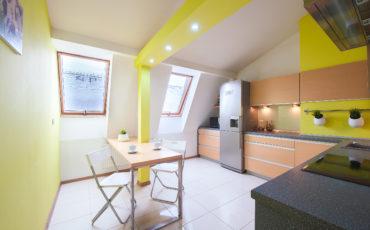 Apartament na Zielonym Romanowie
